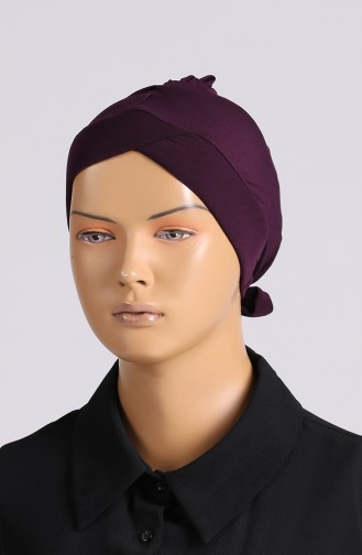 Dark Purple Swim Cap 1016-03
