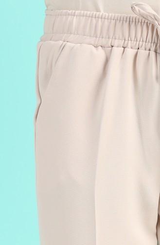 Pantalon Beige 4006-04