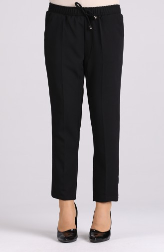 Pantalon Noir 4006-06