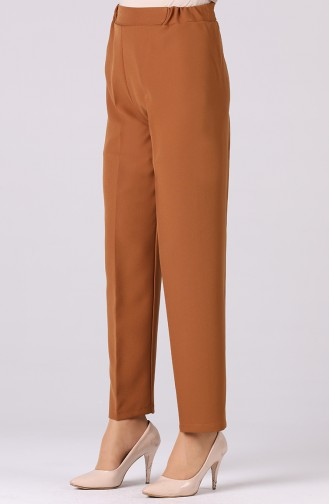Elastic waist Pants 1983-03 Tobacco 1983-03