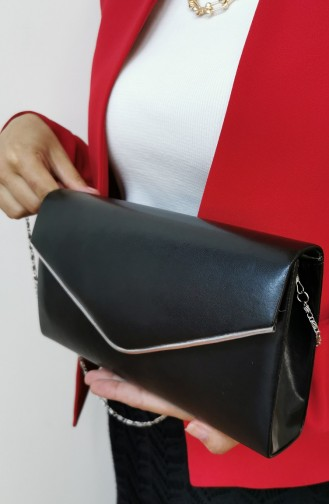 حقيبة يد أسود 458101-201