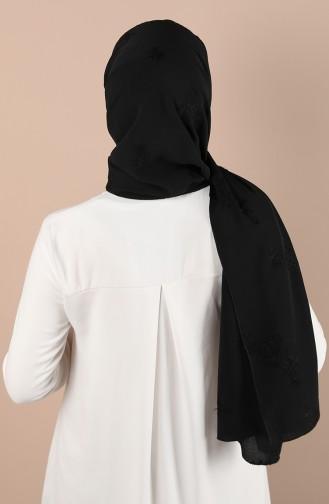 Châle Noir 1135-02