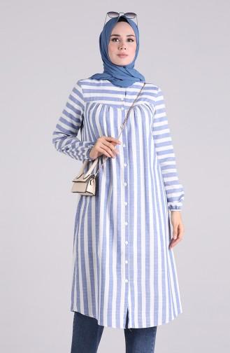 Tunique Bleu 1149-03