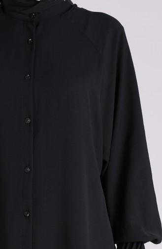 Tunique Noir 1059-04