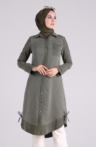 Khaki Tunic 1293-02