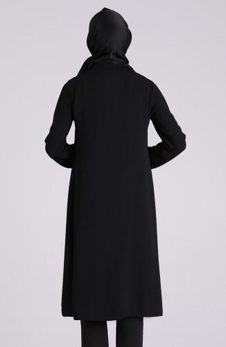 Tunique Noir 1319-01