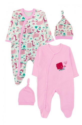 Powder Baby Overall 0230