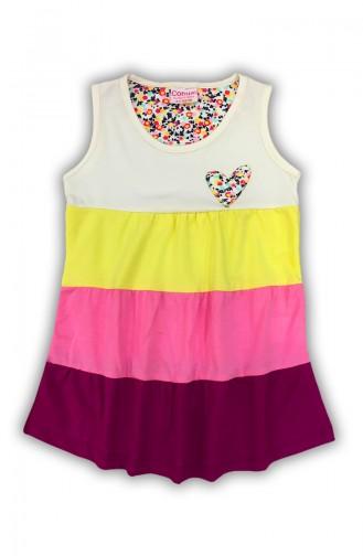 Renkli Kinderbekleidung 0418
