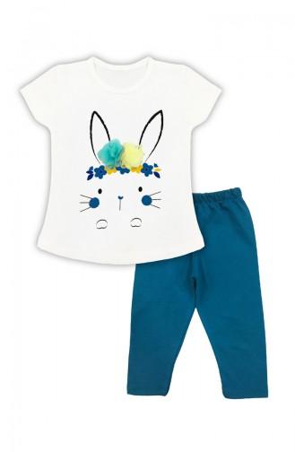 Vêtements Enfant Blanc 0310
