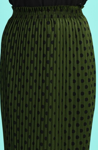 Dunkelgrün Rock 1002-02