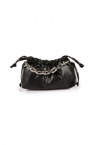 Black Shoulder Bag 206Z-01