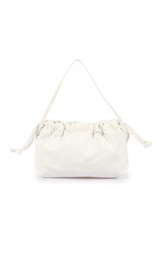 حقيبة كتف أبيض 206Z-02