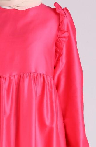 فستان مرجاني 3100-04