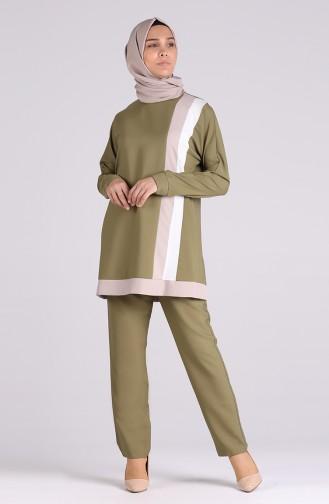 Khaki Anzüge 0300-04