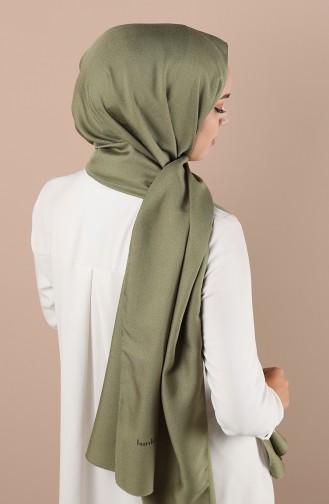 Nefti Yeşil Sjaal 13184-14