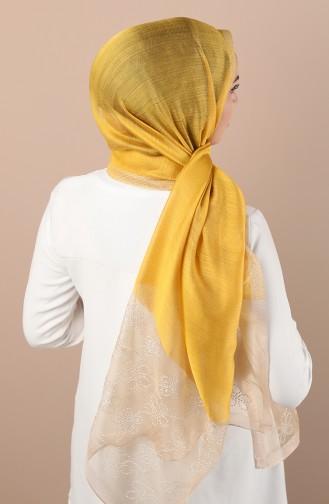 Yellow Sjaal 34400-04