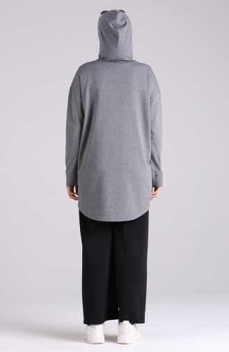 Light Black Sweatsuit 8144-02