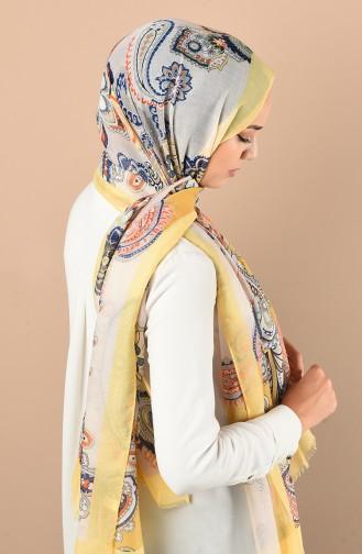 Yellow Sjaal 24400-01