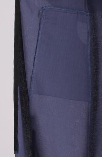كيب أزرق كحلي 8026-05