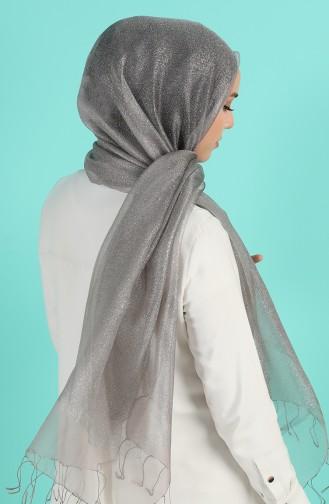 شال رمادي 34800-03