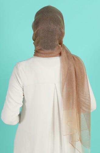 Yellow Sjaal 34900-07