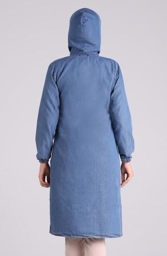Tunique Bleu Jean 3625-01