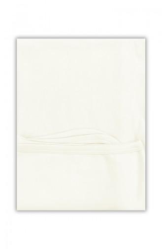 Couverture Bébé Blanc 0259