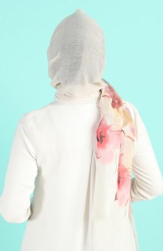 Cream Sjaal 4698-01