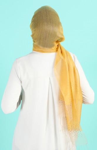 Yellow Sjaal 34500-06