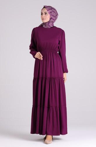 فستان أرجواني 3003A-05