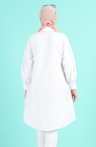 تونيك أبيض 5023-01
