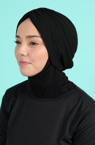 القبعات أسود 1140-01