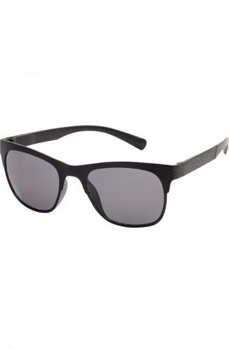 Schwarz Sonnenbrillen 0410