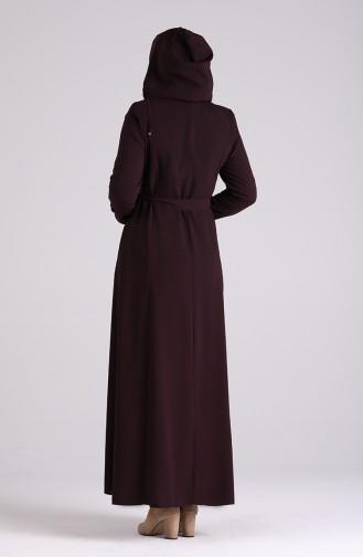 Damson Abaya 5947-01