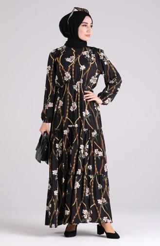 Robe Hijab Khaki 3003-10