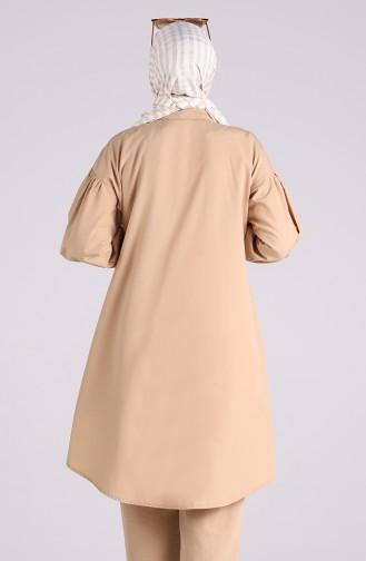 Tunique Camel 5023-05