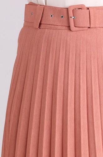 تنورة قرميدي 8010-02
