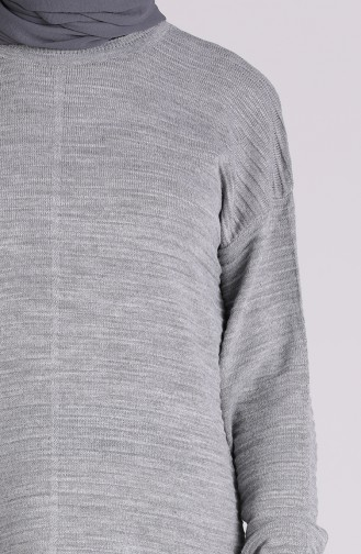 Pull Gris 1455-09