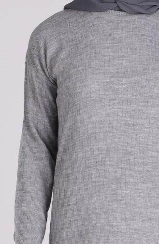 Gray Sweater 1460-02