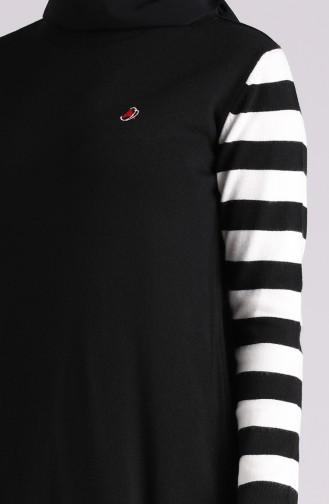 Pull Noir 1085-04