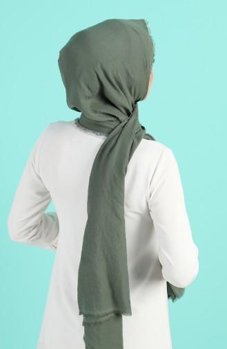 Nefti Grüne Farbe Schal 4780-03