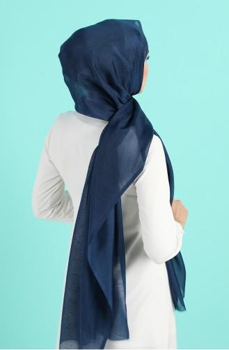 Châle Bleu Marine 4840-11