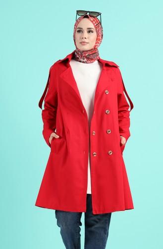 Rot Trench Coats Models 8247-01