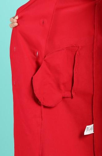 ترانش كوت أحمر 8247-01
