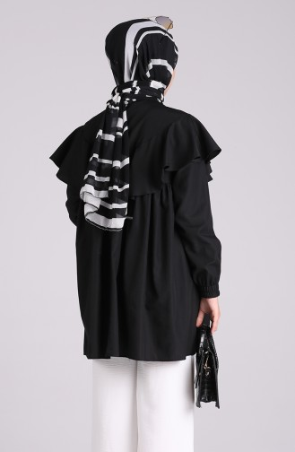 Tunique Noir 1451-02