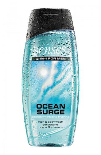 Avon Ocean Surge Saç Vücut Şampuanı 250 Ml ŞAMPUAN0512 0512