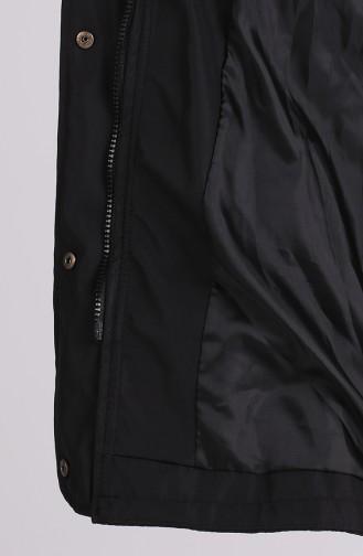 Imperméable Noir 5105-01