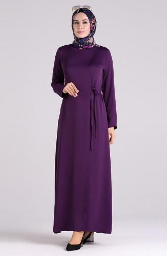 Purple Abaya 2212-01
