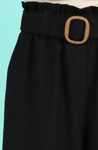 بنطال أسود 10006-02