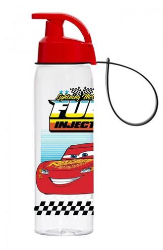 Avon Cars Fuel Kırmızı Çocuk Matarası Suluk 500 Ml 0236